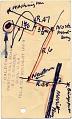 View Alexander Calder postcard to Marcel Breuer digital asset number 0