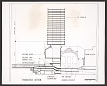 View Grand Central Air Rights Building, proposal section drawing digital asset number 0
