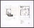 View Photograph of plans for the ground floor of the Whitney Museum of American Art digital asset number 0