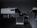 View Exterior photograph of Members' Housing at the Institute for Advanced Study at Princeton University, Princeton, New Jersey digital asset number 0