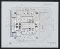 View Street level floor plan of the Department of Health, Education, and Welfare (HEW) Headquarters Building, Hubert H. Humphrey Building, Washington, D.C. digital asset number 0