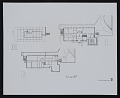 View Photograph of floor plan for M, B, 1, Physics Building, University of Virginia digital asset number 0