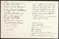 View Josephine Vermilye letter to Berta N. (Berta Nabersberg) Briggs digital asset: inside