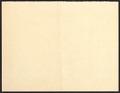 View Josephine Vermilye letter to Berta N. (Berta Nabersberg) Briggs digital asset: verso