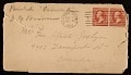 View John George Brown letter to Mrs. George Alfred Joslyn digital asset number 1