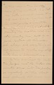View John George Brown letter to Mrs. George Alfred Joslyn digital asset number 3
