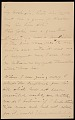 View John George Brown letter to Mrs. George Alfred Joslyn digital asset number 7
