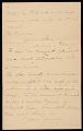 View John George Brown letter to Mrs. George Alfred Joslyn digital asset number 8