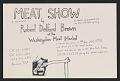 View Robert Delford Brown papers, 1964-2009 digital asset number 0
