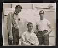 View Richard Diebenkorn, Paul Wonner, and William Theo Brown at Berkeley digital asset number 0