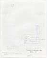 View Thomas Hart Benton sketching digital asset: verso