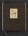 View Bernarda Bryson Shahn appointment book digital asset: cover