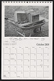 View Illustrated wall calendar titled <em>Out of control</em> digital asset number 9