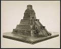 View Model of a Mayan Temple made in Mexico by Yanko Brajovitch digital asset number 0