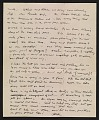 View Jackson Pollock letter to Louis Bunce digital asset number 2