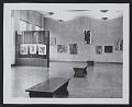View Installation photograph of Louis Bunce Retrospective at Portland Art Museum in Portland, Oregon digital asset number 0