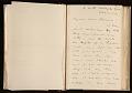 View Letter book from Dennis Miller Bunker to Eleanor Hardy, vol. 1 digital asset number 1