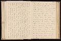 View Letter book from Dennis Miller Bunker to Eleanor Hardy, vol. 1 digital asset number 2