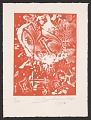 View Hans Gustav Burkhardt christmas card to Alan Leslie digital asset number 0