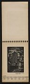 View American block print calendar 1937 digital asset: pages 5