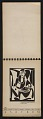 View American block print calendar 1937 digital asset: pages 15