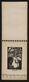 View American block print calendar 1937 digital asset: pages 27