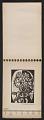 View American block print calendar 1937 digital asset: pages 37