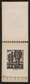 View American block print calendar 1937 digital asset: pages 39