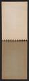 View American block print calendar 1937 digital asset: pages 54