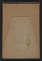 View American block print calendar 1937 digital asset: cover back