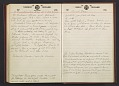 View Harrison Cady diary digital asset: pages 191