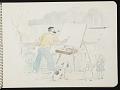 View Harrison Cady sketchbook digital asset: sketch 15