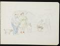View Harrison Cady sketchbook digital asset: sketch 21