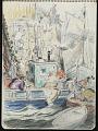 View Harrison Cady sketchbook digital asset: sketch 28