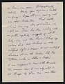 View Philip Pearlstein letter to Charles Cajori digital asset: page 2