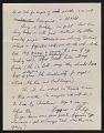 View Philip Pearlstein letter to Charles Cajori digital asset: page 4