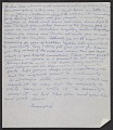 View Beauford Delaney letter to Lawrence Calcgano, Paris digital asset number 0