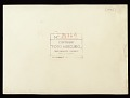 View Alexander Calder digital asset: verso