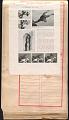 View Alexander Calder scrapbook of press clippings digital asset: page 19