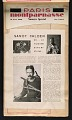 View Alexander Calder scrapbook of press clippings digital asset: page 28