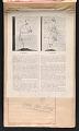 View Alexander Calder scrapbook of press clippings digital asset: page 29