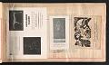 View Alexander Calder scrapbook of press clippings digital asset: page 35