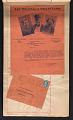 View Alexander Calder scrapbook of press clippings digital asset: page 39