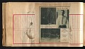 View Alexander Calder scrapbook of press clippings digital asset: page 42