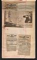View Alexander Calder scrapbook of press clippings digital asset: page 52