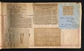 View Alexander Calder scrapbook of press clippings digital asset: page 65