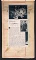 View Alexander Calder scrapbook of press clippings digital asset: page 66