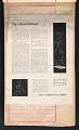 View Alexander Calder scrapbook of press clippings digital asset: page 68