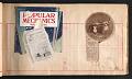 View Alexander Calder scrapbook of press clippings digital asset: page 70