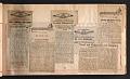View Alexander Calder scrapbook of press clippings digital asset: page 92